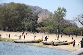 Local Villages On Lake Malawi