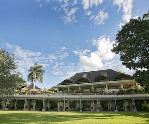 Lodge Exterior Illala Lodge