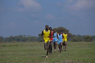 Maasai Runners