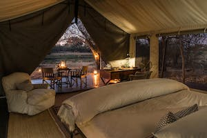 Machaba Camp Suite