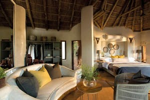 Madikwe Safari Lodge Bedroom
