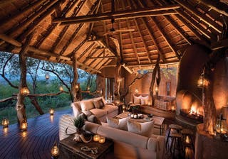 Madikwe Safari Lodge Lounge