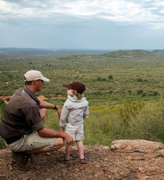 Madikwe Safari Lodge Bush Walk