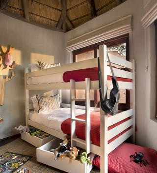 Madikwe Safari Lodge Childs Bedroom