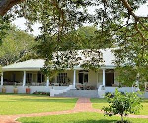 Main Area Exterior Batonka Guest Lodge