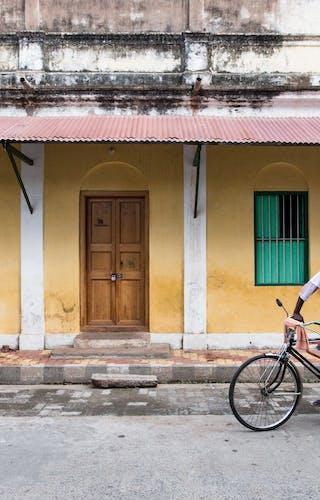 Maison Perumal In Pondicherry