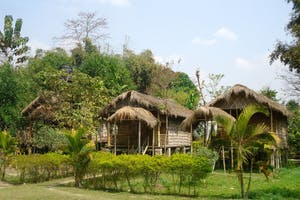Majuli Traditional House