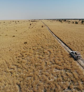 Makgadikgadi Pans In Botswana Copy