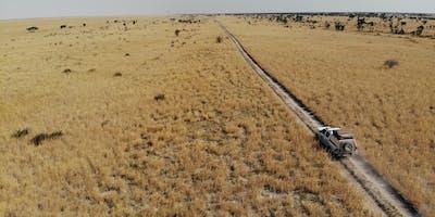 Makgadikgadi Pans In Botswana