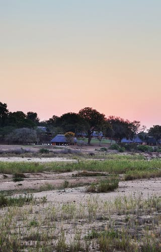 Mala Mala Main Camp Views