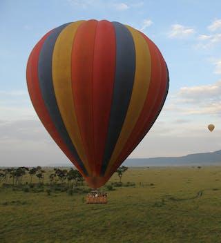 Mara Balloon Ride
