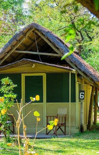 Maramba River Lodge Tented Chalet