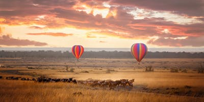 Masai Mara Hot Air Ballooning