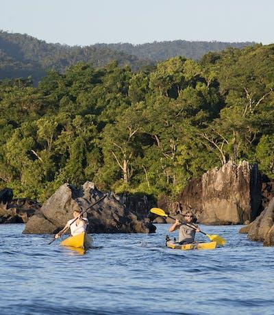 Masoala Kayaking