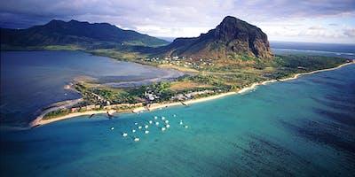 Mauritius Aerial View
