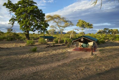 The Layout at Mdonya Old River Camp