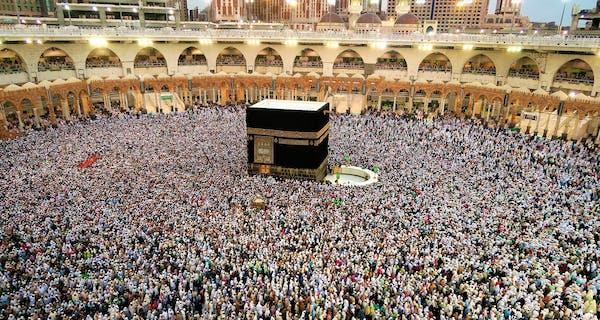 Meccas Grand Mosque