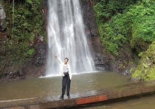 Michael Sao Tome – Bom Sucesso Sao Nicolau Falls