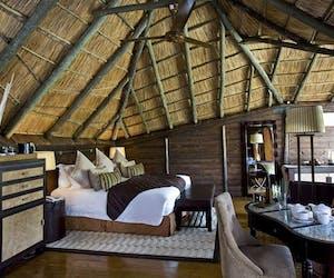Mivumo River Lodge Bedroom