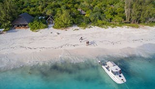 Mnemba Island Lodge Private Island