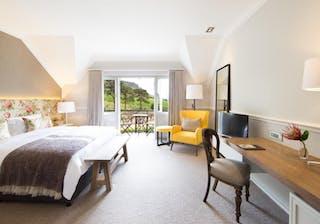 Mont Rochelle Shiraz Room