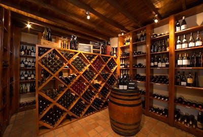 Mont Rochelle Wine Cellar