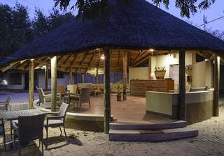 Montebelo Gorongosa Lodge Chitengo Camp Open Air Bar