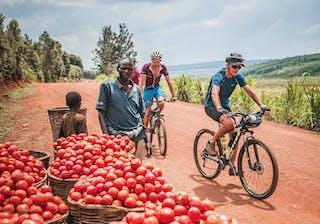 Mountain Biking In Rwanda