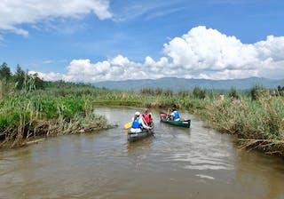 Mukungwa Canoe Trip