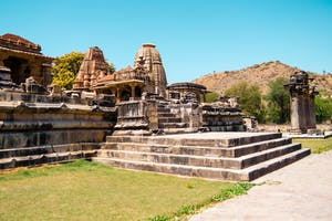 Nagda  Temple
