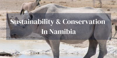 Namibia Sustainability And Conservation