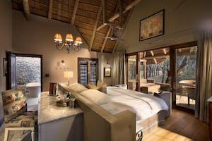 Ngala Safari Lodge Cottage Bedroom