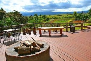 Ngorongoro  Farmhouse  Terrace