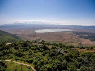 Ngorongoro Serena Safari Lodge Crater View