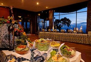 Ngorongoro Sopa Lodge Buffet