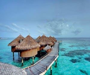 Nika Island Water Villa