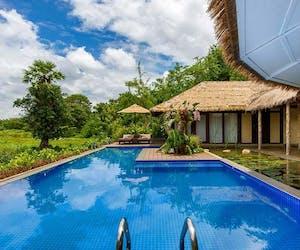 Nikawewa Villa Plunge Pool