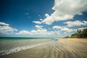 Nilaveli Beach Near Trincomalee
