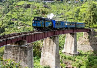 Nilgiri Toy Train Two