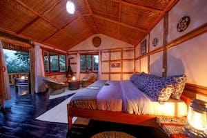 Nkuringo  Bwindi  Gorilla  Lodge  Villa  Double