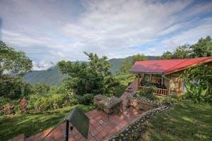 Nkuringo  Bwindi  Gorilla  Lodge  Villa  Exterior