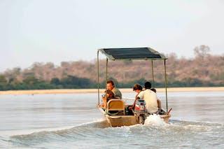 Nomad Tanzania Family Safari In The Selous Game Reserve