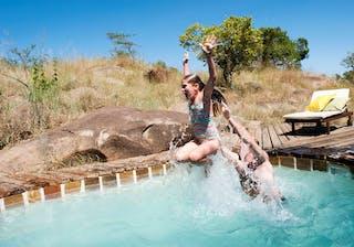 Nomad Tanzania Lamai Serengeti Swimming Pool