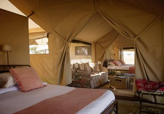 Nomad Tanzania Adjoining Bedroom For Children