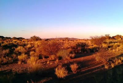 Northern Cape Panorama