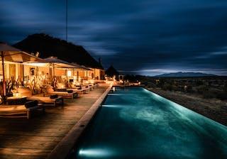 Omaanda Pool Side 8 © Zannier Hotels