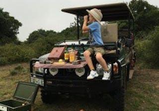 On A Fantastic Safari Adventure