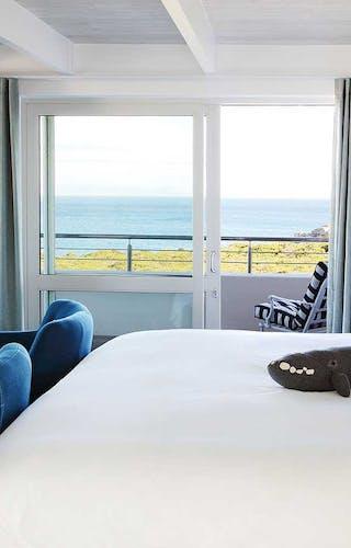 One Marine Drive Sea View Room
