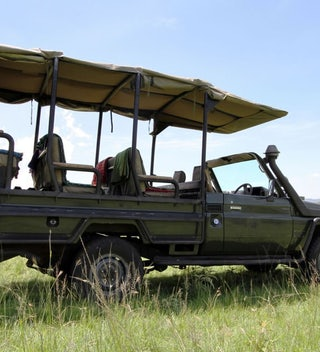 What To Expect From Your Safari Vehicle | Far and Wild Travel