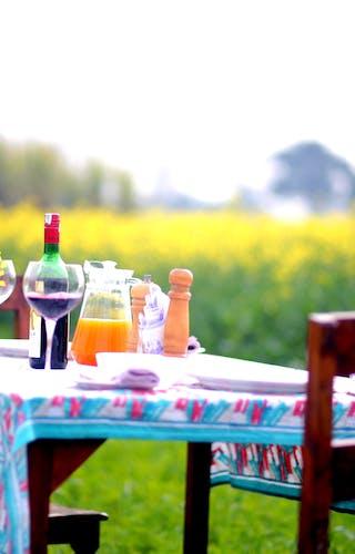 Outdoor Dining At Punjabiyat